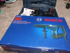 Bosch rotary hammer for Sale in West Valley City, UT