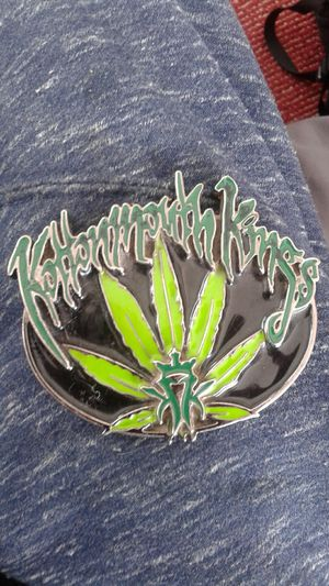 Limited Edition Kottonmouth Kings Belt Buckle for Sale in San Diego, CA