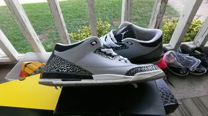 Nike Air Jordan 3 Retro Size 7Y for Sale in Norcross, GA