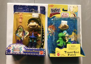 OLD SCHOOL RUGRATS COLLECTIBLE TOYS for Sale in Nashville, TN