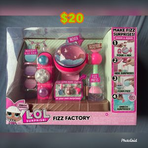 LOL surprise Fizz Factory for Sale in Compton, CA
