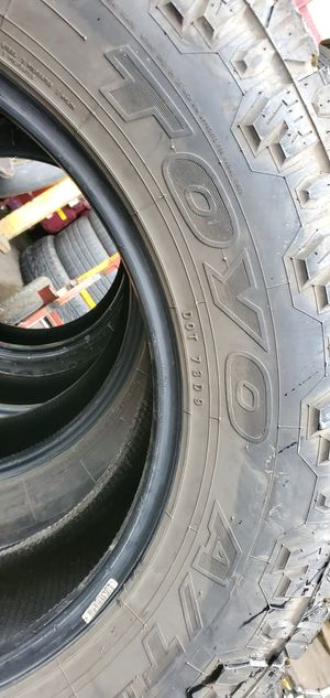 Toyo Country A/T Xtreme 295/65/20 tires for Sale in Clackamas, OR