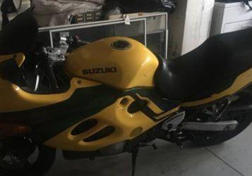 Gsx katana Fast Ass Bike for Sale in Corona,  CA