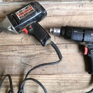 Two Craftsman 3/8 Drills for Sale in Camp Hill, PA