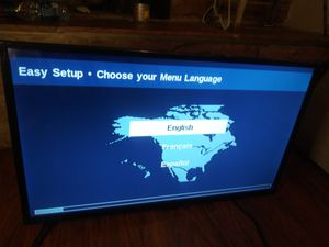"""32"""" BRAND NEW TV OUT OF BOX Never set UP for Sale in Dunedin, FL"""