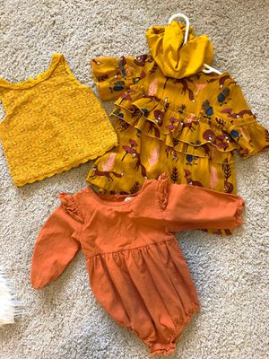 Target toddler fall fashion for Sale in Chula Vista, CA