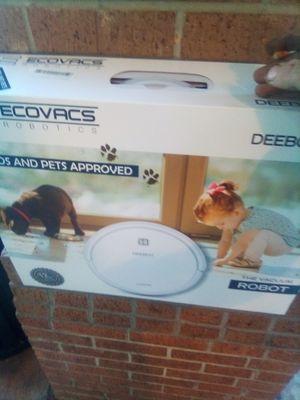 Deebot Robotic Vacuum for Sale in Addison, TX