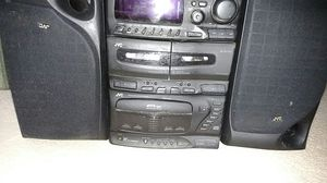 JVC Stereo System for Sale in Greensboro, NC