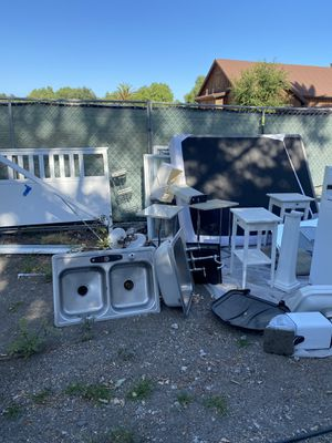 Free yard sale take items Monday July 20-23 message me for Sale in Solvang, CA
