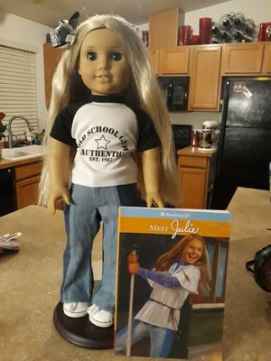 American Girl doll Julie for Sale in Lacey, WA