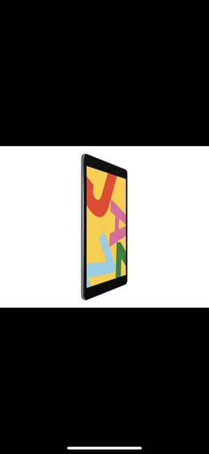 Apple 10.2-inch iPad Wi-Fi 32GB - Space Gray - MW742LL/A new sealed box for Sale in Richmond, VA