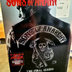 Sons Of Anarchy Season 7 for Sale in Denver, CO