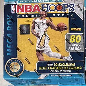 Nba Hoops Mega Box Sealed for Sale in San Jose, CA