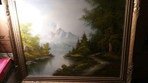 Oil painting P.Woodville for Sale in Woodbridge, CA