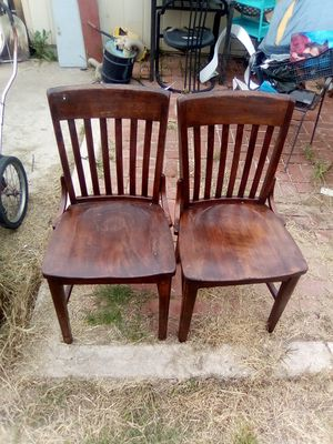 Vintage farmhouse chairs for Sale in Phoenix, AZ