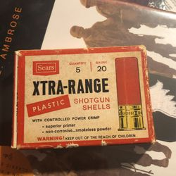 Vintage Sears 2 /34 Full Box Of 5 for Sale in Clairton,  PA