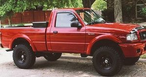 Regular cab 2QQ3 Ford Ranger Regular automatic for Sale in Raleigh, NC