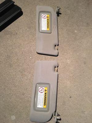 2002-2006 Acura Rsx Sun Visors- Oem Honda Part-Very Clean Set - Asking $50.00 Firm for Sale in Norwalk, CA