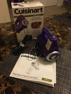 Hand mixer for Sale in Gaithersburg, MD