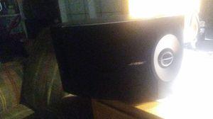 Bose 201 bookahelf speaker for Sale in Benicia, CA