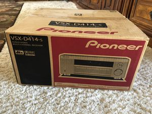 Pioneer Receiver and Transmitter NEW IN BOX for Sale in La Mirada, CA