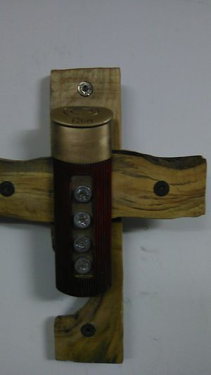 Wood cross for Sale in Sanctuary, TX