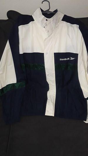 Throwback Reebok jacket for Sale in Lakewood, CO