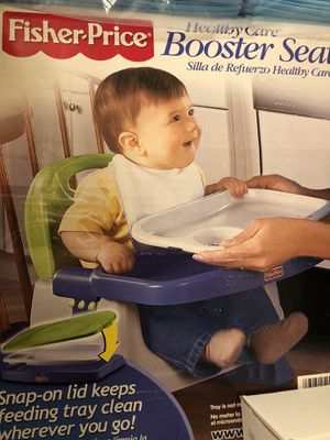 Fisher Price Booster Seat [Exclusive Edition] for Sale in Hialeah, FL