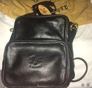 New vintage IL Bisonte mini backpack for Sale in Atlanta, GA