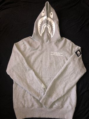 Bape wide pull over hoodie for Sale in Aurora, IL
