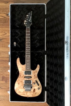 Ibanez S Series S770PB Electric Guitar for Sale in Portsmouth, VA