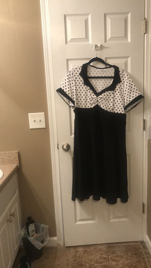1950s Rockabilly Dress With Tulle Included for Sale in Gainesville, GA