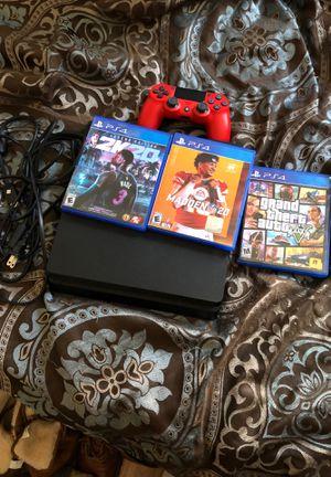 PS4 Slim, NBA2K20, Madden20, Grand Theft Auto GTA5 for Sale in Cranston, RI