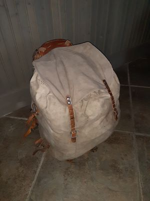"Vintage custom ""very well"" made mountain pack $100 for Sale in Colbert, WA"