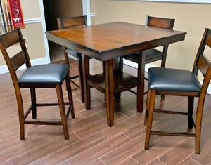 (BRAND NEW) 5- PC Breakfast Kitchen Dining Table for Sale in Austin, TX