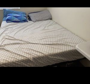 Complete Queen Bed for Sale in Lincoln, NE