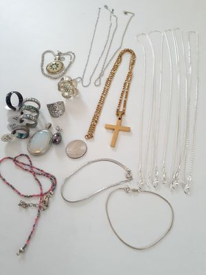 $30 for all☆ costume jewelry lot for Sale in Tacoma, WA