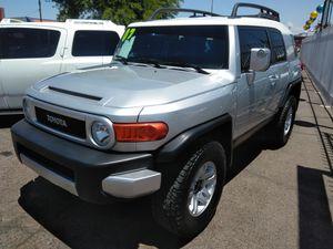 2007 toyota fj cruiser And more vehicles BUY HERE PAY HERE NO CREDIT CHECK todos califican COMPRE AQUI PAGUE AQUI no necesita credito for Sale in Phoenix, AZ