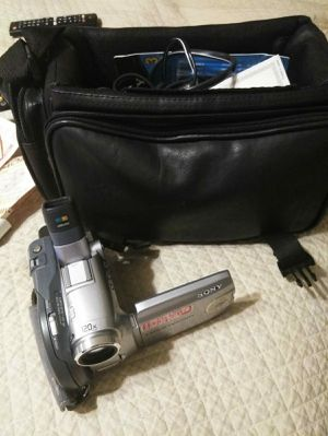 Sony camcorder for Sale in Boca Raton, FL