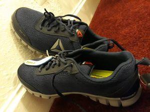 Reebok Shoes: ZPRINT Work athletic ESD Men's Black Steel Toe Skate for Sale in Dearborn, MI