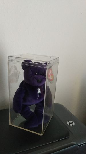 PRINCESS DIANA TY beanie baby for Sale in Greenville, SC