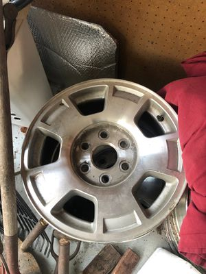 "Chevy rims 17"" for Sale in Wexford, PA"