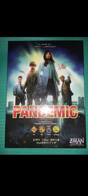 Brand new pandemic board game for Sale in Phoenix, AZ
