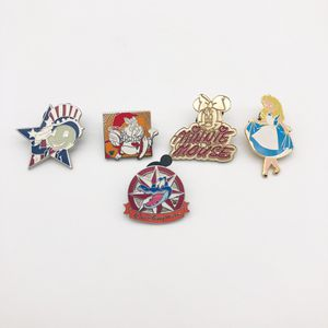 Lot of 5 Disney Trading Pins - Authentic Rare Disney Merchandise for Sale in Huntington Beach, CA