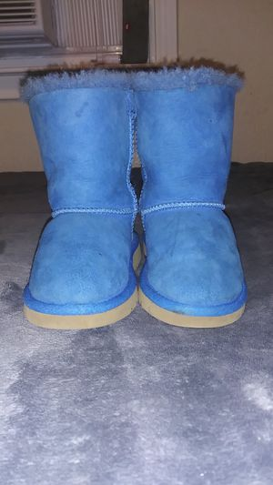 Baby girl's ugg boots, for Sale in Corpus Christi, TX