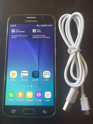 Samsung galaxy s6 32gb ATT,Cricket for Sale in Los Angeles, CA