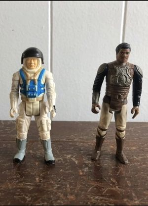 Vintage | 2 - 70's & 80s Action figurines for Sale in Longwood, FL