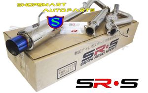 SRS 05-08 06 07 CHEVY COBALT SS STAINLESS CATBACK EXHAUST 2.0L / 2.4L BURNT TIP 2005 2006 2007 2008 for Sale in Elk Grove, CA