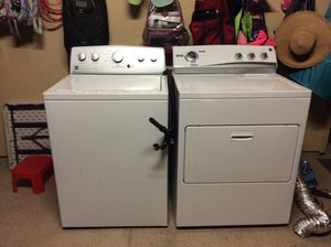 Kenmore washer and dryer for Sale in Sanger, CA