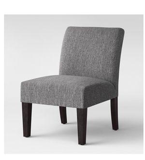 Gray accent chair new still in box for Sale in La Mesa, CA